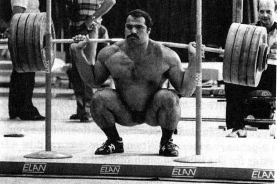 Squats : The King Of Exercises