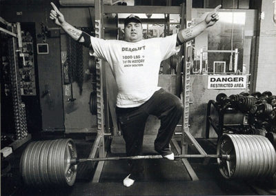 How To Engage Lats For A Monstrous Deadlift