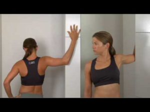 pec stretch