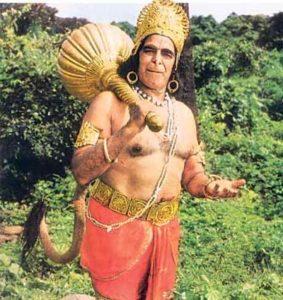 DaraSingh as Hanuman