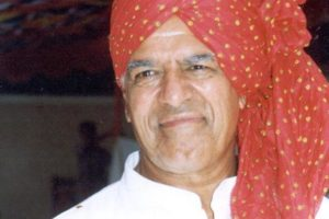 Dara Singh as MP