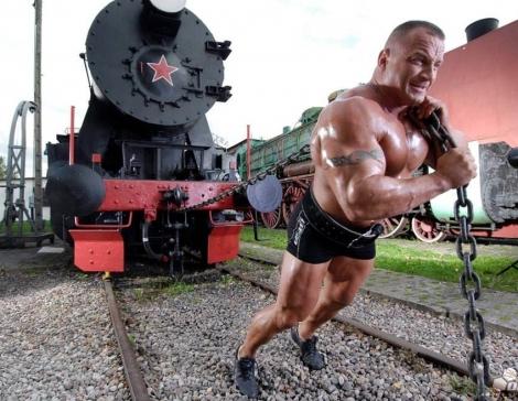 mariusz's strength