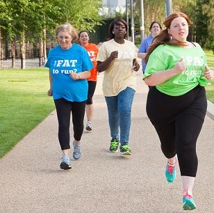 Group run pain free